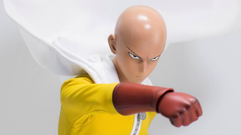 New ONE-PUNCH MAN Figure Will Make Your Wallet Explode ...