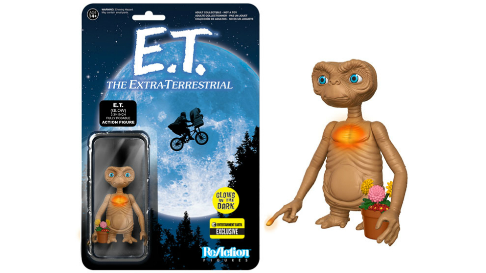 Funko is Making Some E.T. Figures to Phone Home About