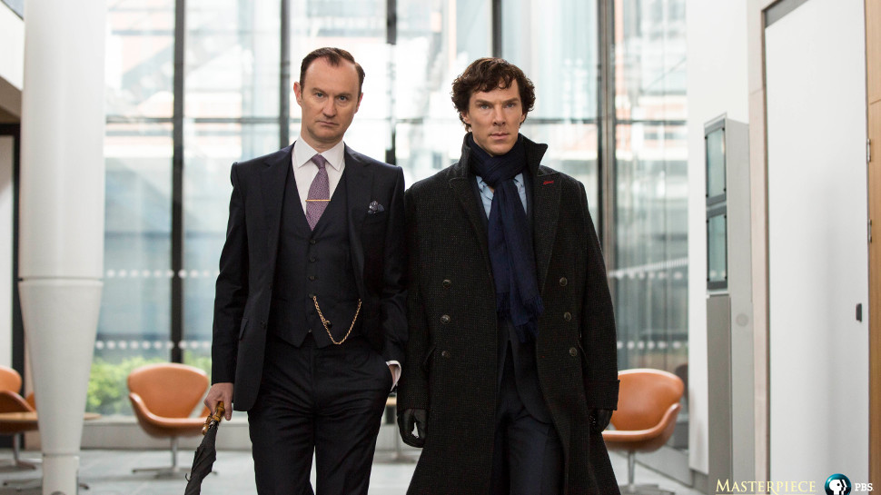 New SHERLOCK and DOCTOR WHO Christmas Special Trailers, and More TV News