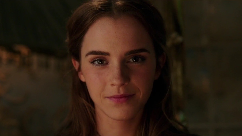 "Hear Emma Watson Singing BEAUTY AND THE BEAST's ""Something There"""