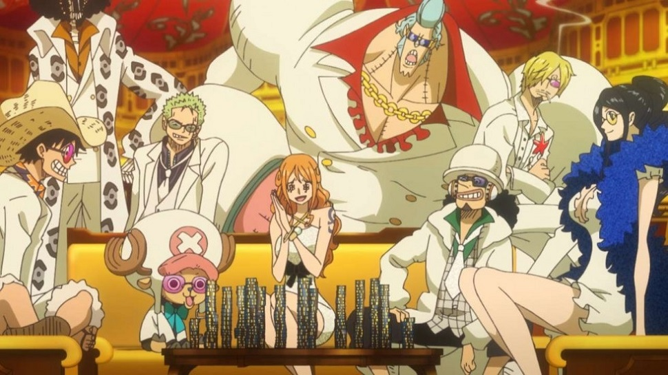 ONE PIECE FILM: GOLD Dazzled a Franchise N00b (Review)