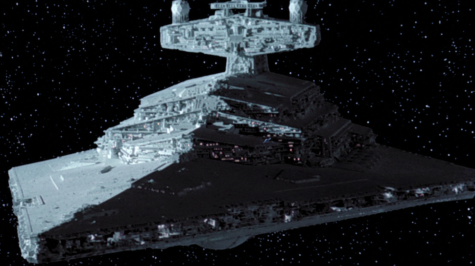 How Hard Would It Be to Push a Star Destroyer?