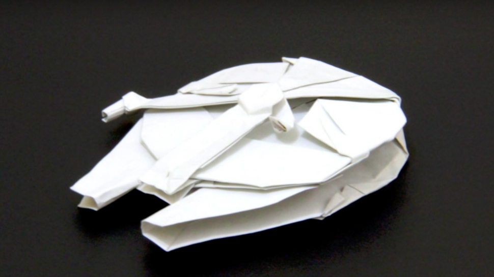 Three Insane STAR WARS Origami Tutorials to Help You Learn the Ways of the Fold