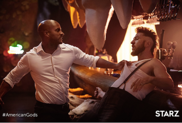 American Gods bloody new trailer released