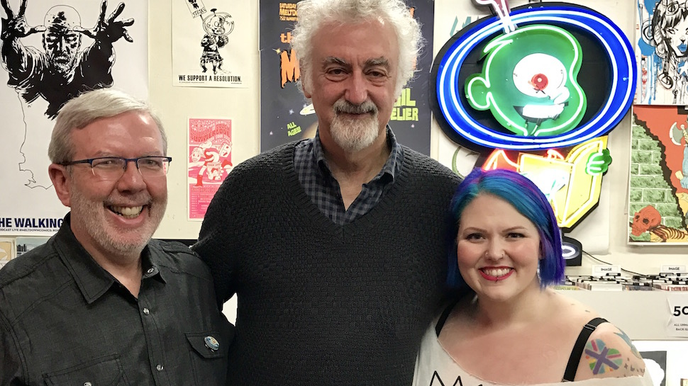 Maltin on Movies #108: Allan Arkush