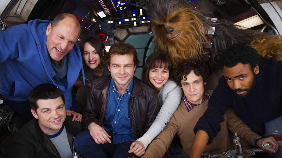 Phil Lord and Chris Miller Exit STAR WARS HAN SOLO Spin-off