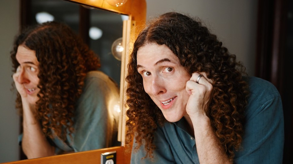 "Weird Al Talks His Previously Unreleased Song ""Pac-Man,"" Which You Can Finally Hear!"