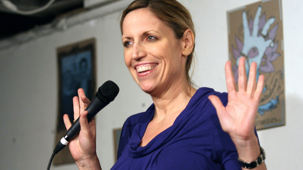 You Made It Weird #352: Laurie Kilmartin