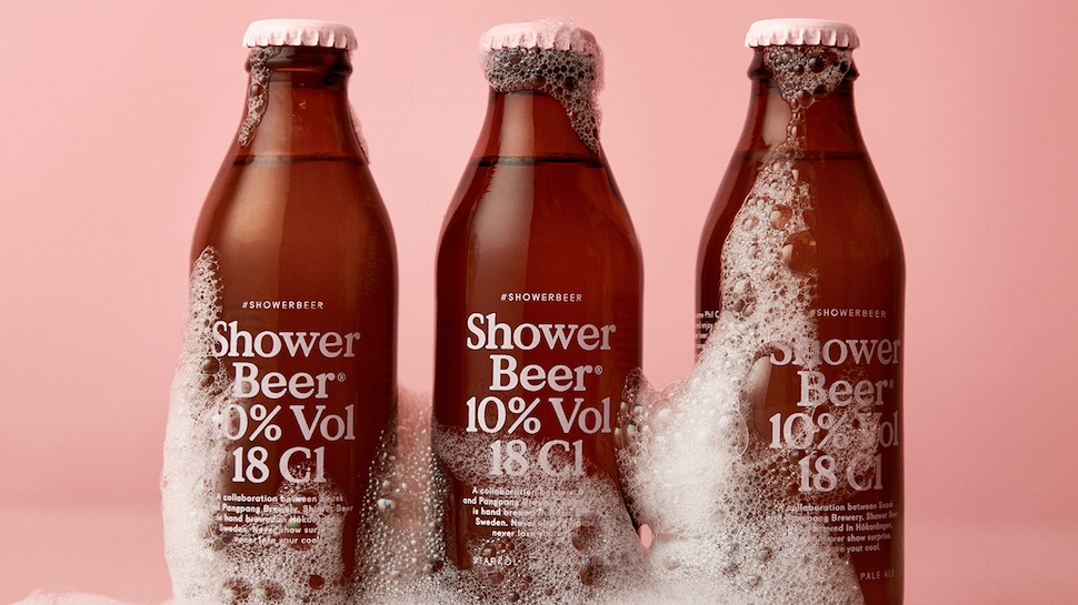 This Swedish Brewery Created the Ultimate Shower Beer