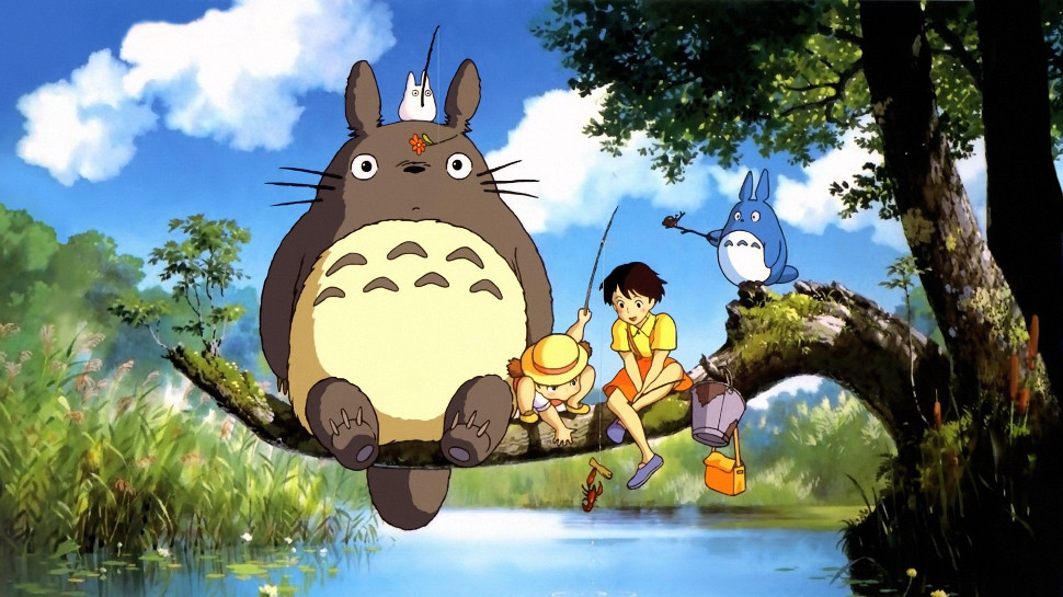 New Studio Ghibli Tea Line Means You Can Have Totoro Tea