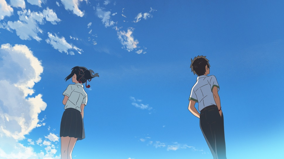 YOUR NAME is Beautiful, Fantastical, and Deep (Review)