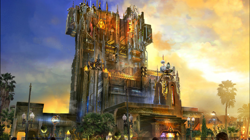 GUARDIANS OF THE GALAXY: MISSION BREAKOUT! Unveils The Collector's Fortress