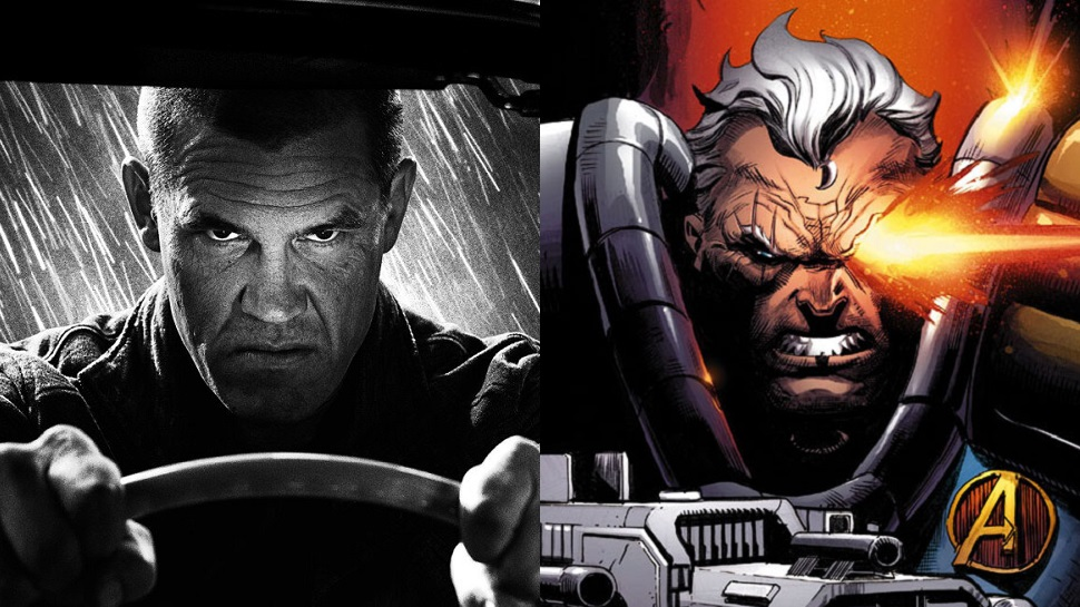 Josh Brolin Lands Cable Role in DEADPOOL 2