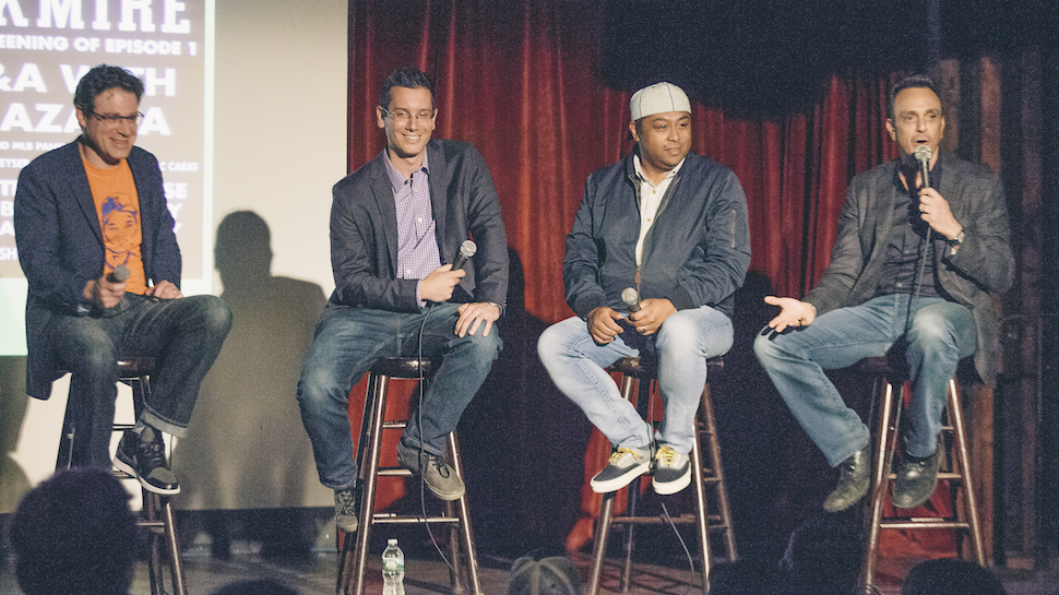 The Jonah Keri Podcast #94: Mets Panel with Anthony DiComo, Marc Carig, and Hank Azaria