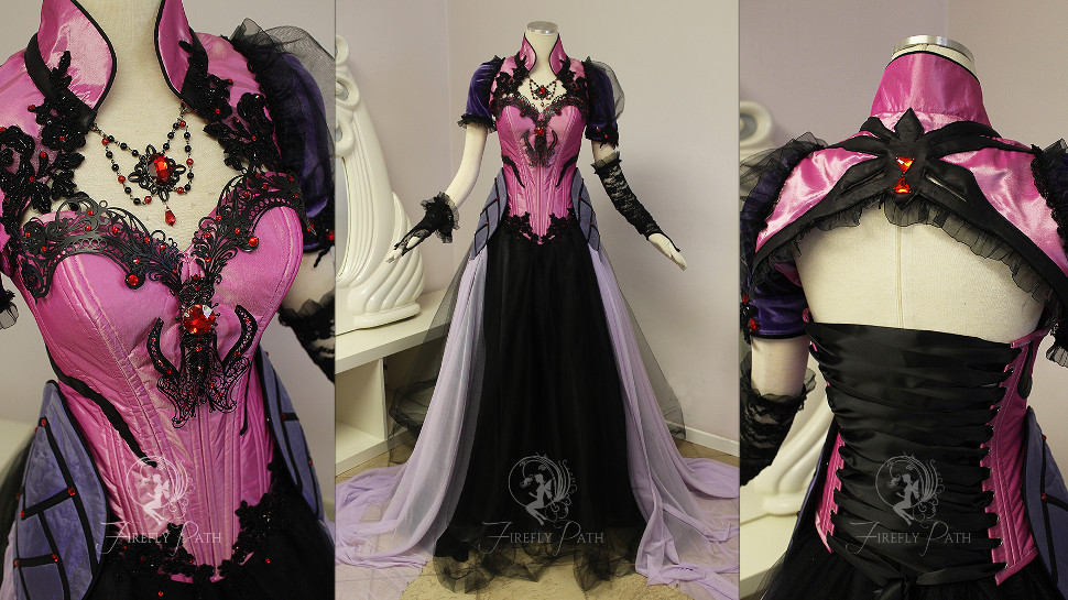 This OVERWATCH Widowmaker Gown Can Assassinate in Style