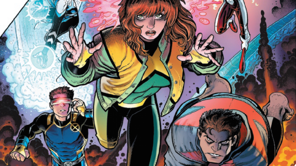 The Pull List: X-MEN BLUE #1, REDLINE #2, SEVEN TO ETERNITY #5, and More!