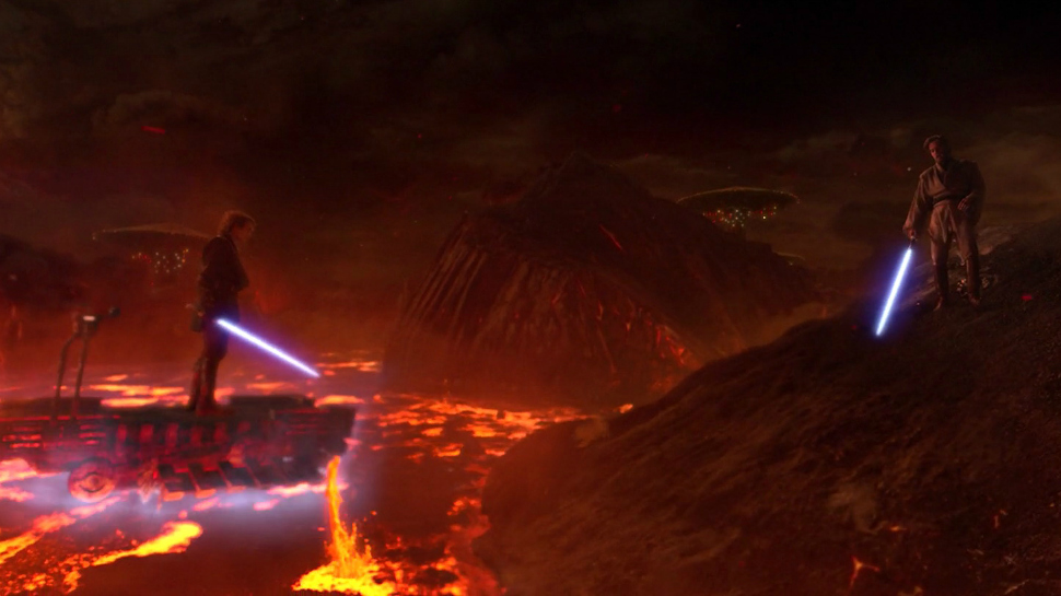 Anakin Vs. Obi-Wan: Who Actually Had The High Ground?