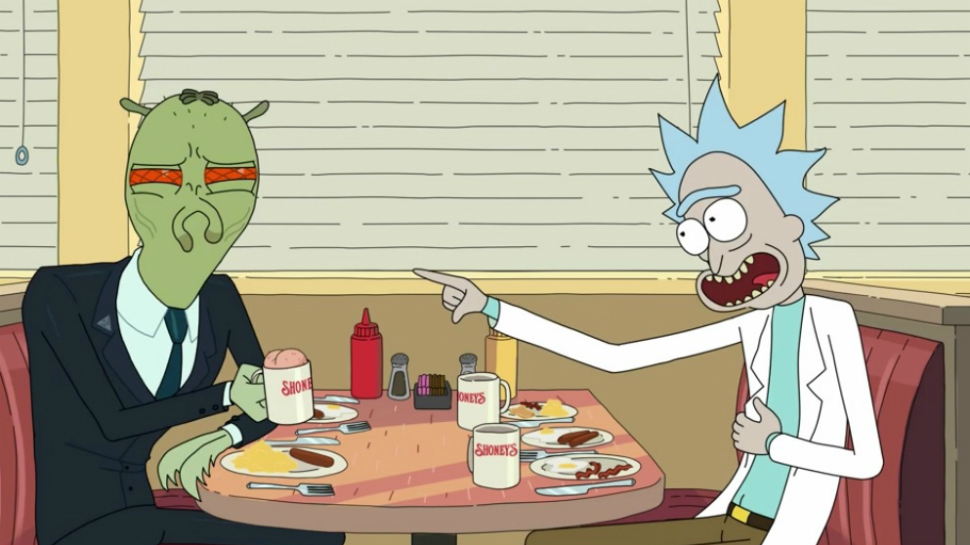Did RICK AND MORTY's Season Premiere Confirm a Popular Fan Theory?