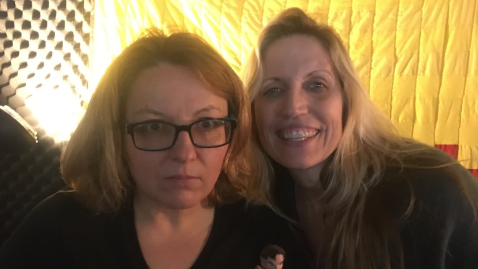 The Jackie and Laurie of Show #74: No… She's A Clown