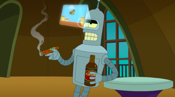 Trailer for Futurama: Worlds of Tomorrow Lets You See Into the Future