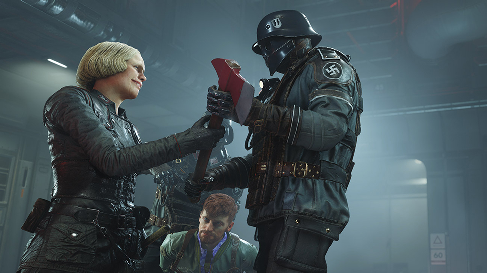 Killing Nazis is Satisfying as Ever in WOLFENSTEIN II (E3 Preview)