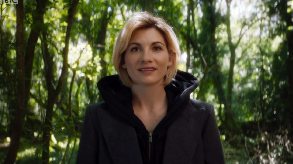And the New Doctor is…JODIE WHITTAKER!