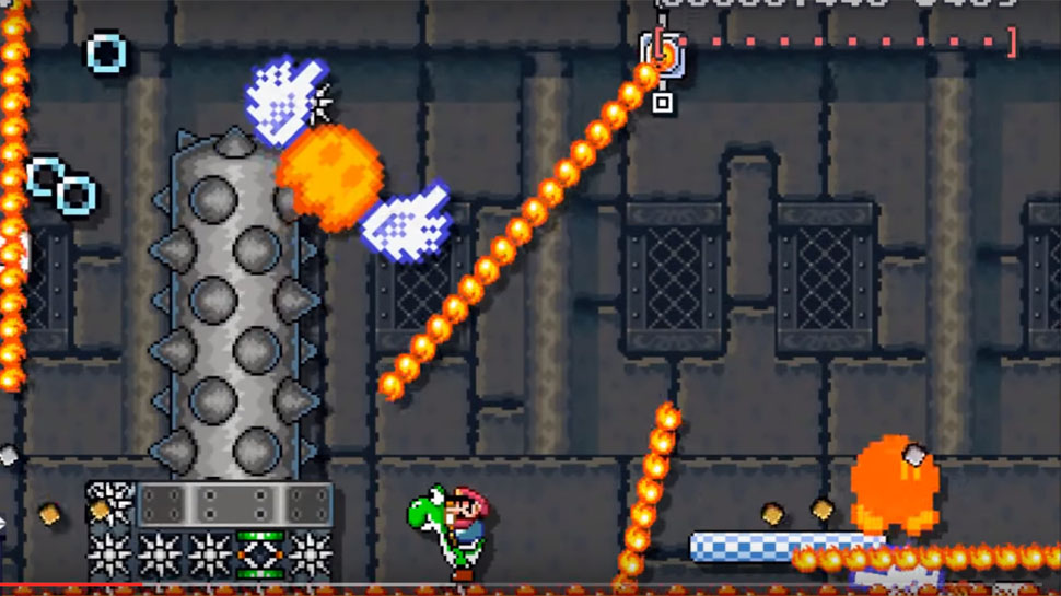 SUPER MARIO MAKER's 'Trials of Death' Is So Hard That Even Its Creator Can't Beat It (Yet)