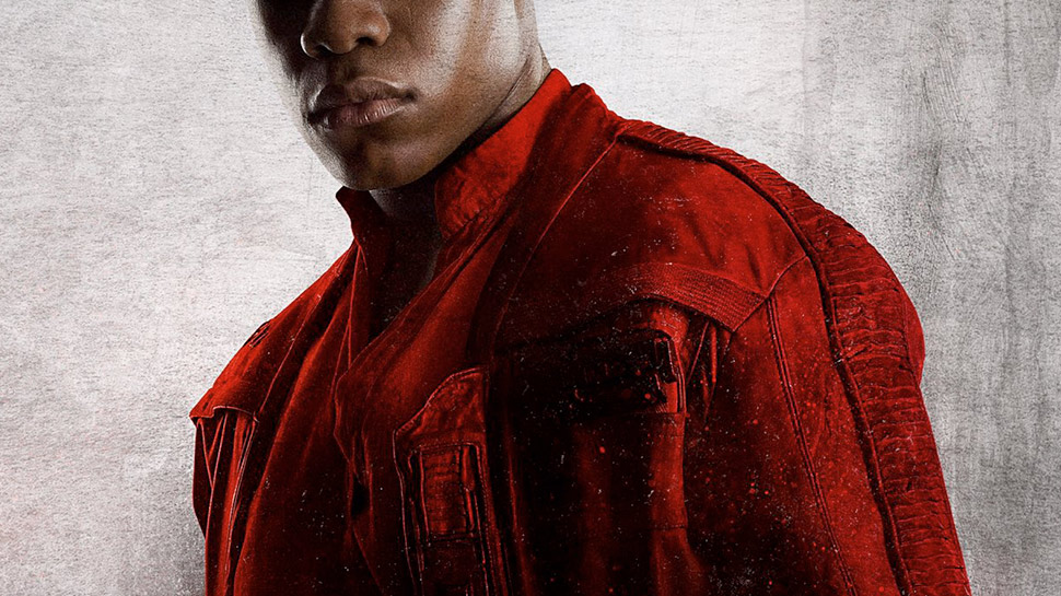 New STAR WARS: THE LAST JEDI Character Posters From D23
