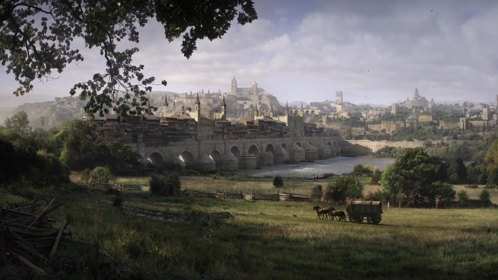 History of Thrones: Volantis, Home to the Lord of Light's Most Devoted Followers