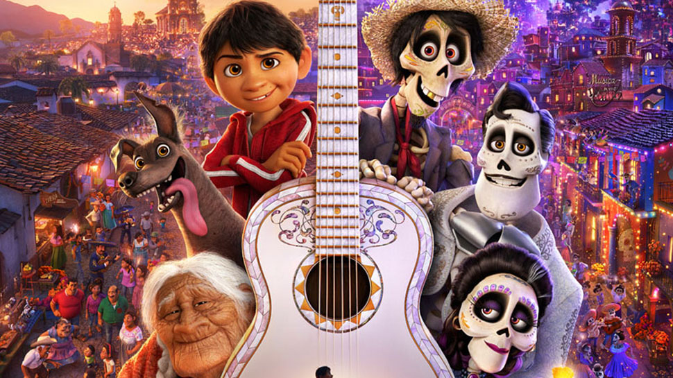 New COCO Trailer Charts Pixar's Musical Journey Through the Land of the Dead