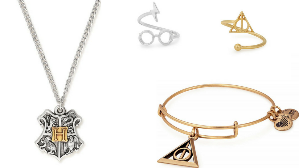 Merlin's Beard, Alex and Ani's HARRY POTTER Jewelry Line is So Cute