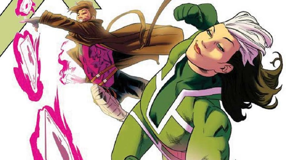 X-MEN Power Couple ROGUE & GAMBIT Get Their Own Series At Last