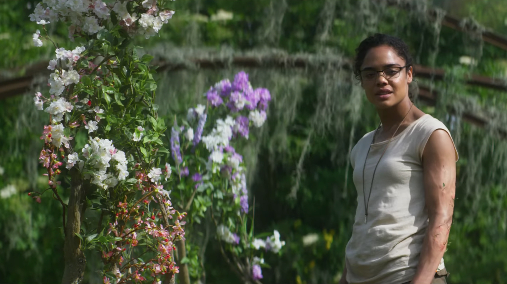 Annihilation trailer pits Natalie Portman against biological horrors