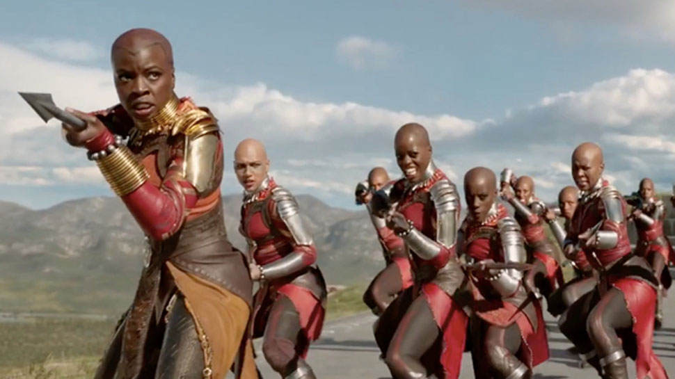 'Black Panther' Featurette Introduces the Warriors of Wakanda