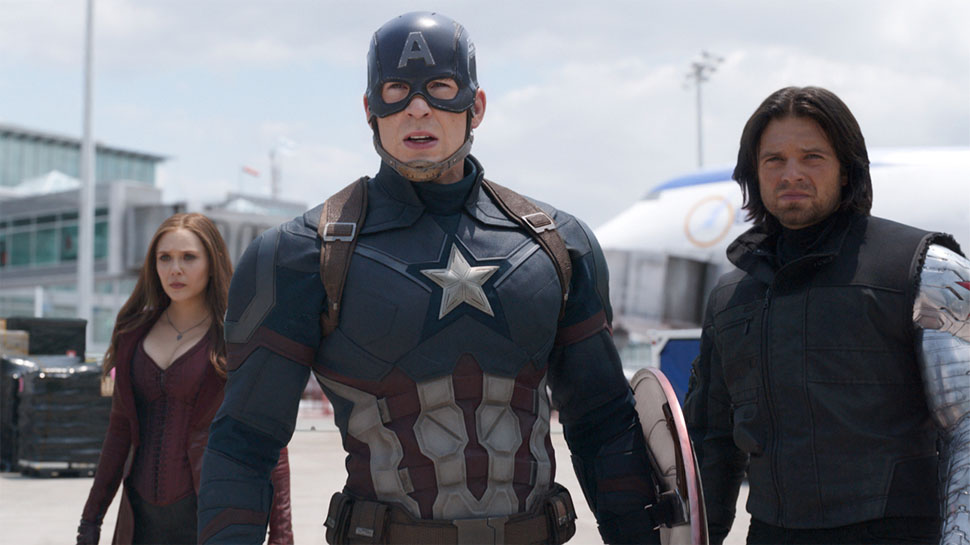 Why Everyone is Overreacting About Captain America's New INFINITY WAR Shield
