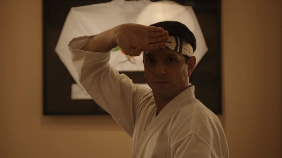 'Cobra Kai': 'Karate Kid' Rivalry Renews in New Trailer