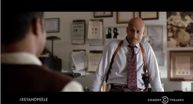 """The Most Intentionally Funny Video of The Day 10/22/13: Key & Peele """"Cat Poster"""""""