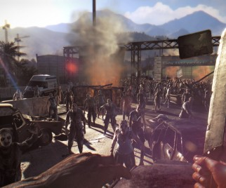 DYING LIGHT Shows Off Fearsome Nightfall Gameplay