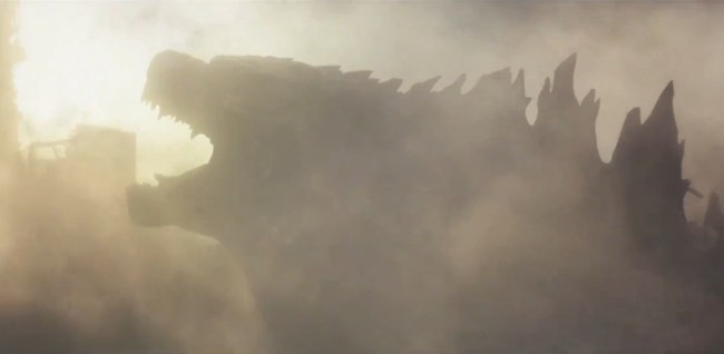 The World Lets The Monsters Fight In A New Trailer For GODZILLA