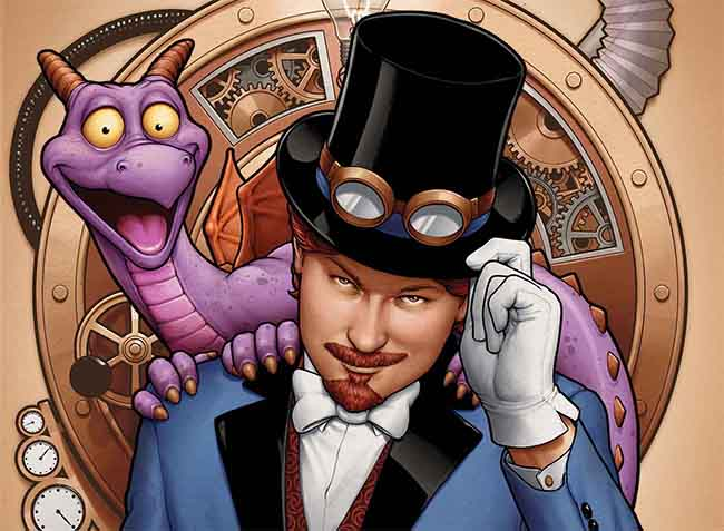 Jim Zub On Marvel and Disney's Upcoming FIGMENT Comic