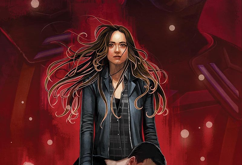 Stephanie Hans Draws New AGENTS OF S.H.I.E.L.D. Poster Featuring Deathlok