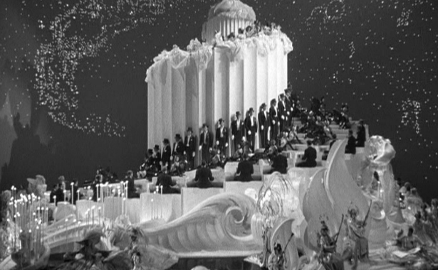 The Great Ziegfeld opulence