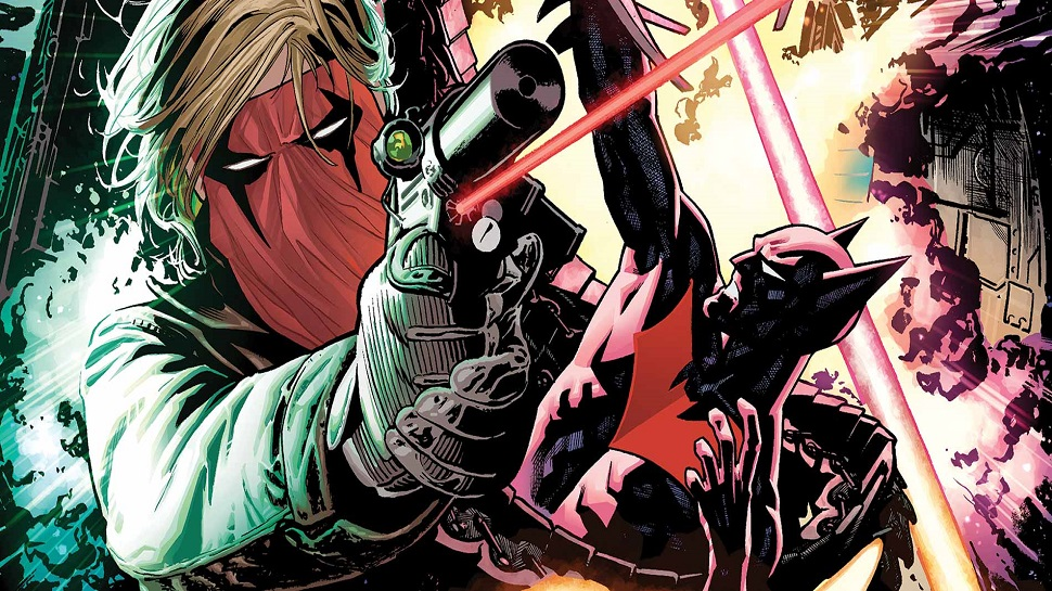 Comics Review: THE NEW 52: FUTURE'S END #1