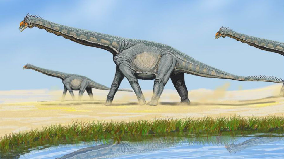 Were Titanosaurs the Biggest Dinosaurs Ever?