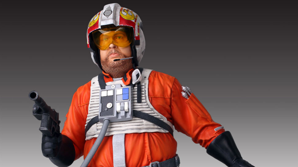 SDCC Exclusive: Gentle Giant's Porkins Bust is Must-Have STAR WARS Swag