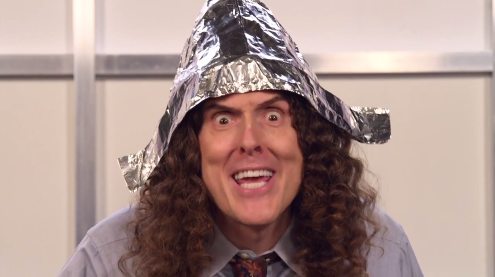 Watch Weird Al Parody Lorde's 'Royals' in His Video for 'Foil'