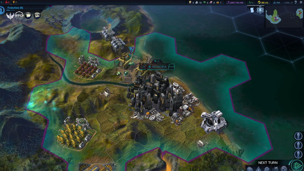CIVILIZATION: BEYOND EARTH Gameplay: Please Don't Tick off the Aliens