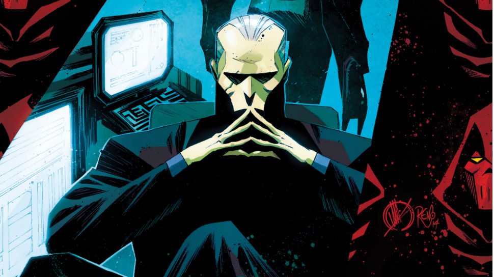 Exclusive: DC Comics' BATMAN BEYOND Chapter 31 Preview