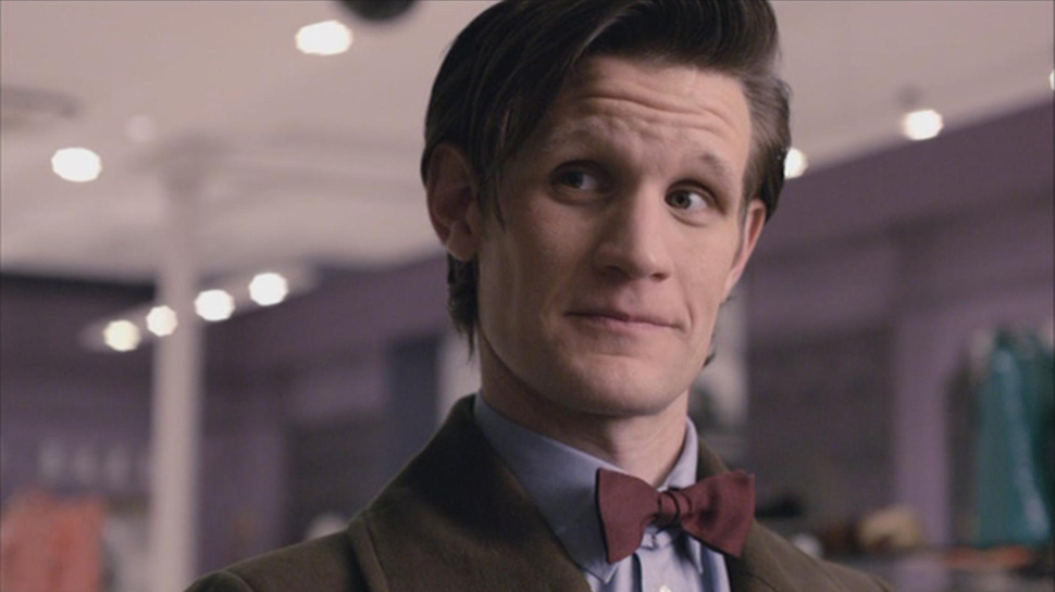 Image result for doctor who matt smith