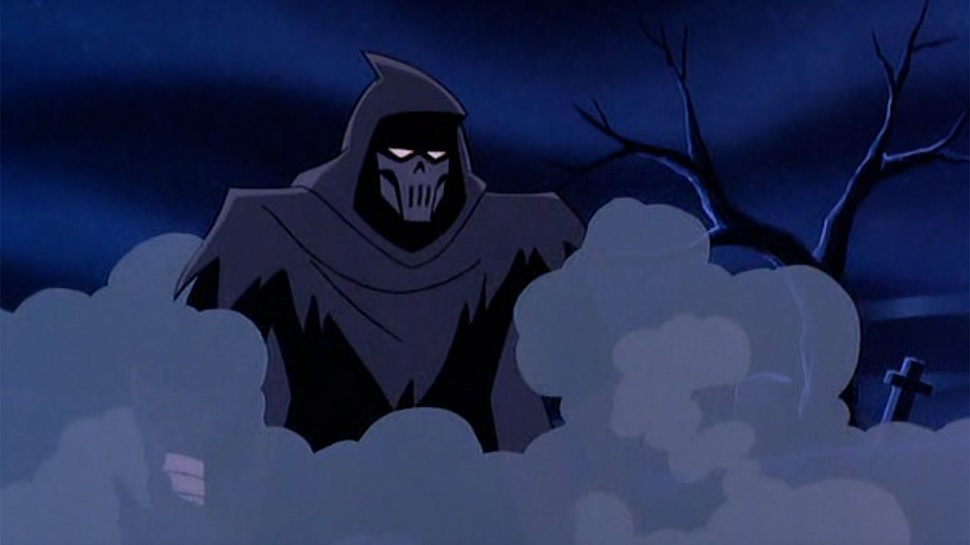 BATMAN Reanimated – BATMAN: MASK OF THE PHANTASM